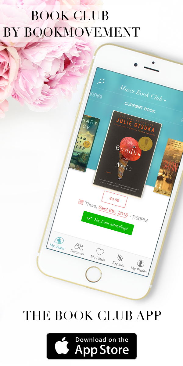 Book Club by BookMovement: The First App for Book Clubs