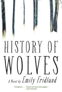 Booker Prize Longlisted History of Wolves